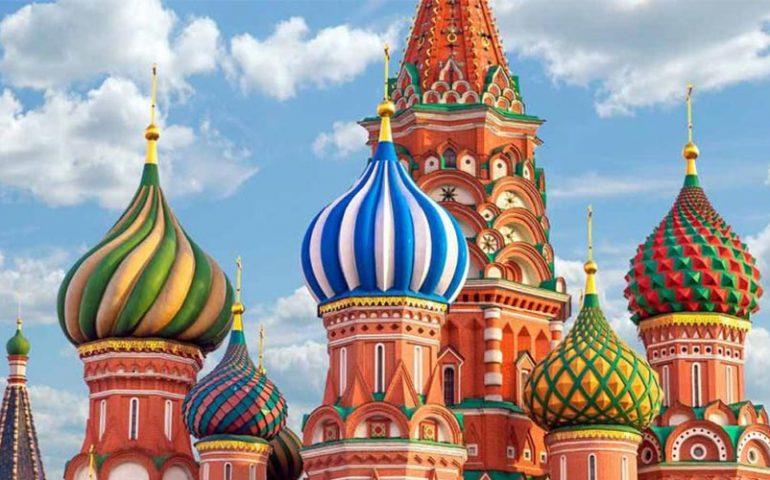 توصیف روسیه