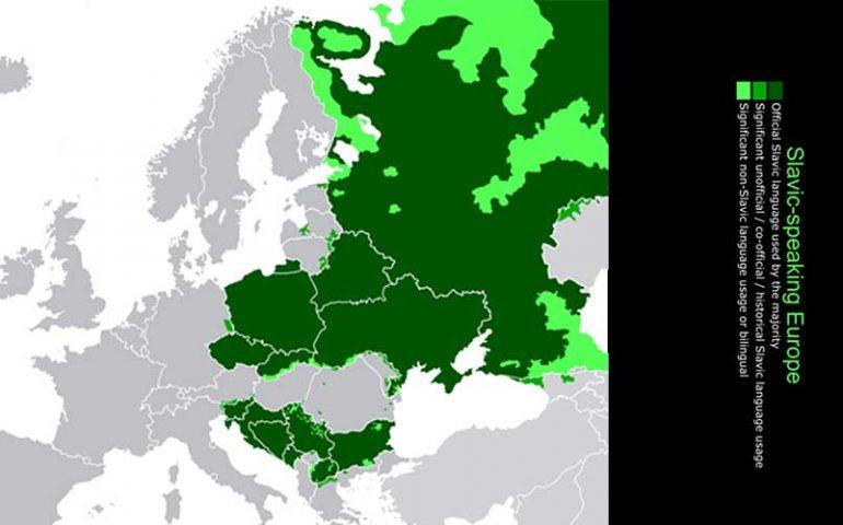 اسلاو ها در روسیه