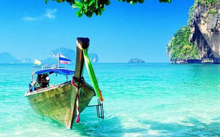 وسعت و آب و هوای تایلند