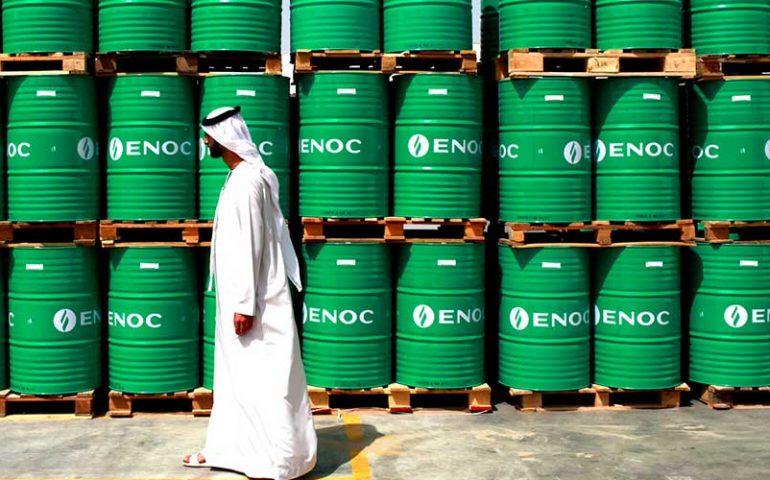 زندگی قبل از نفت و نفوذ بریتانیا در امارات