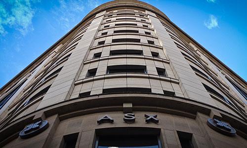 مرکز بورس و سهام استرالیا