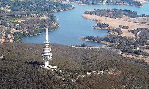 برج کوه سیاه