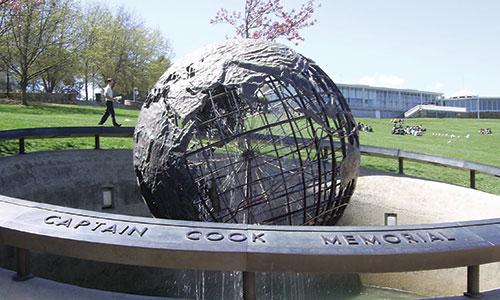 بنای یادبود کاپیتان کوک