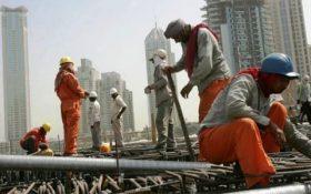 کارگران خارجی در امارات