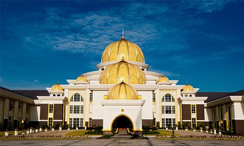 ساختمان های دیدنی مالزی - کاخ سلطنتی مالزی