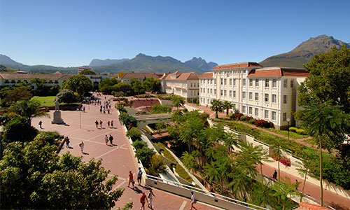 تحصیل در آفریقای جنوبی