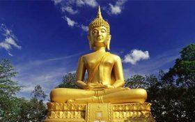 آیین بودا در تایلند