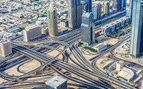 پراکندگی جمعیت امارات