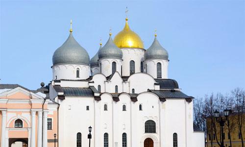 کلیسا سنت سوفیا روسیه