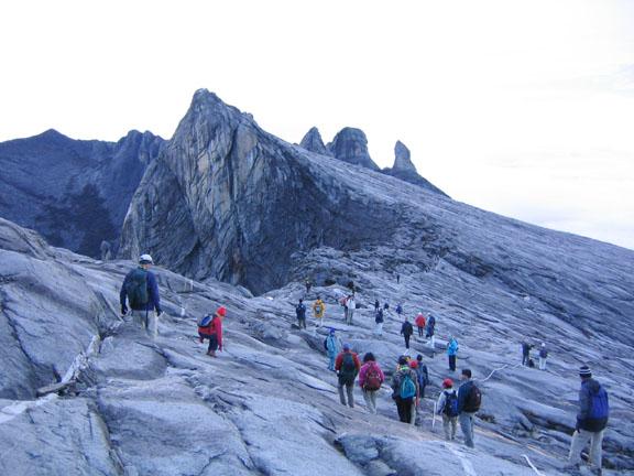 کوه های مالزی