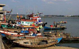 ماهیگیری در تایلند