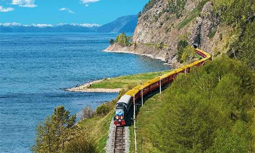 راه آهن سراسری روسیه