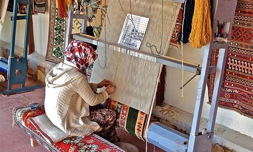 هنر فرش در ترکیه