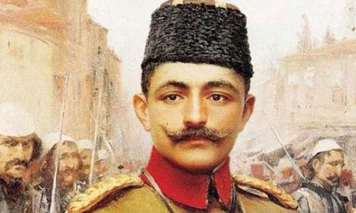 انور پاشا - دولت عثمانی تسلیم بریتانیا