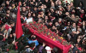 مراسم تشییع در ترکیه