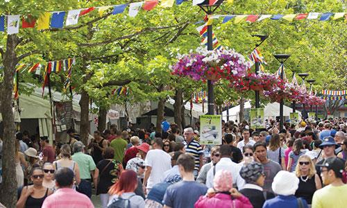 جشنواره چند فرهنگی