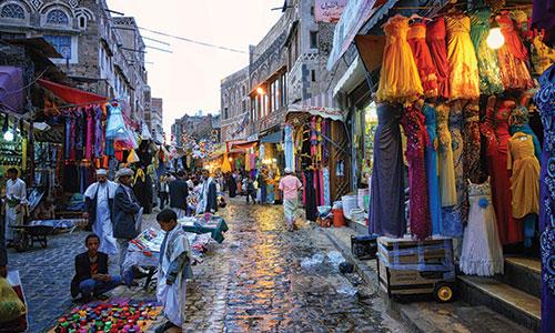 بازارهای سنتی امارات