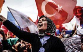 زنان در ترکیه