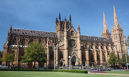 کلیسای جامع سنت ماری