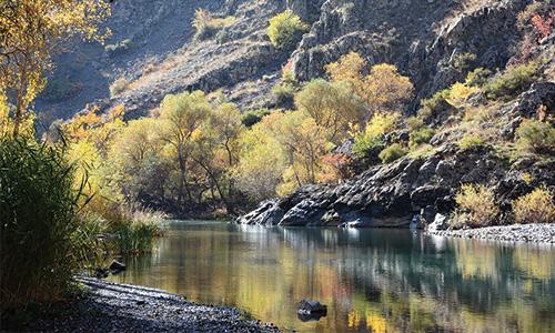 رودخانه های ترکیه