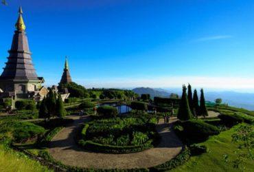 کوه های تایلند - کوه Doi Inthanon