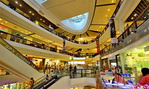 مراکز خرید تایلند