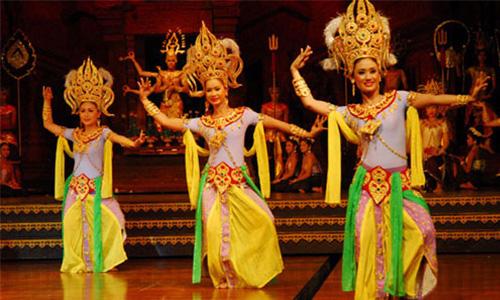 فرهنگ تایلند