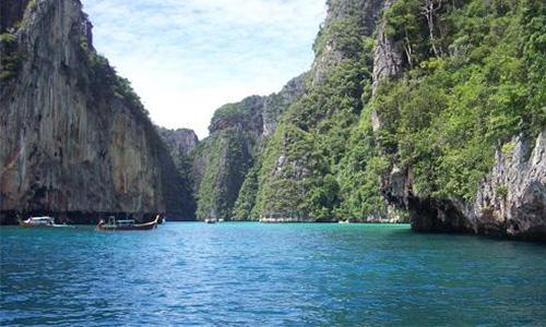 جغرافیای تایلند