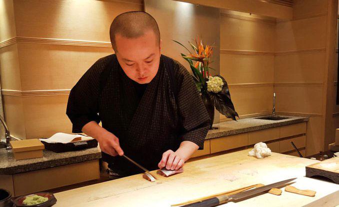 رستوران های بانکوک - رستوران گینزا سوشی-ایچی