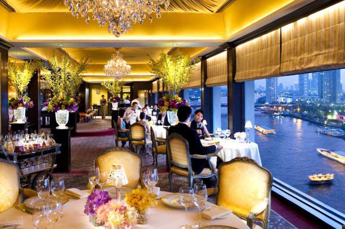 رستوران های بانکوک - رستوران لی نورمادی