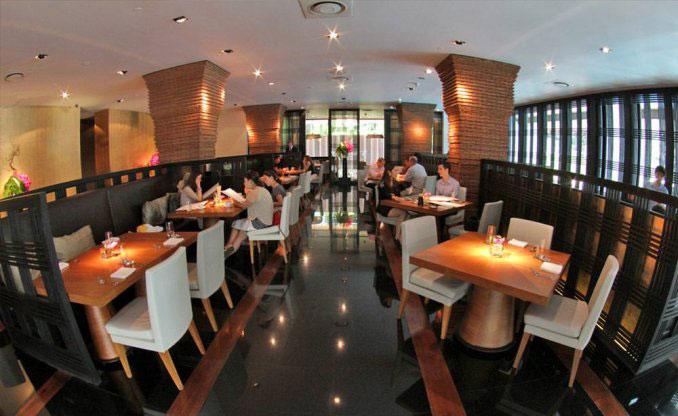 رستوران های بانکوک -رستوران ناهم