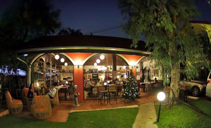 رستوران های بانکوک - رستوران اینوتسا ایتالیانا