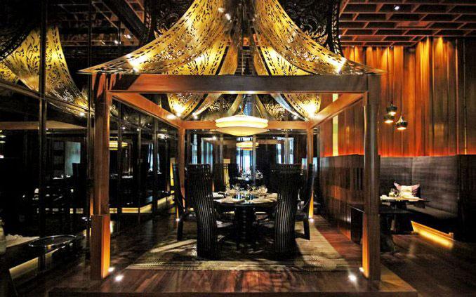 رستوران های بانکوک - رستوران سرا-بوآ