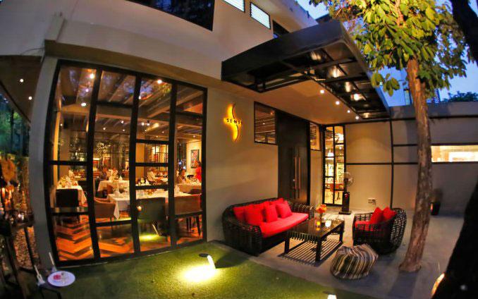 رستوران های بانکوک - رستوران سِن سی