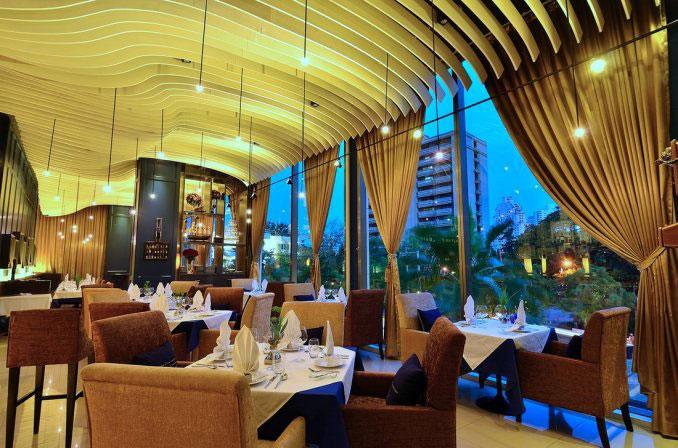 رستوران های بانکوک - رستوران والز بلی