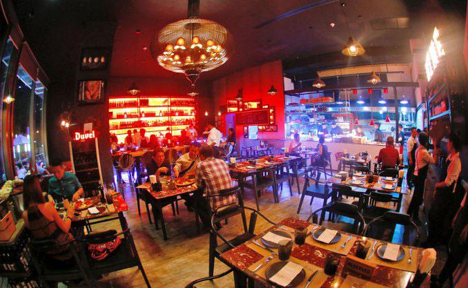 رستوران های بانکوک -رستوران بریانی مزرعه کوکات