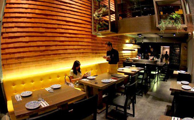 رستوران های بانکوک -.رستوران سوپانیگا