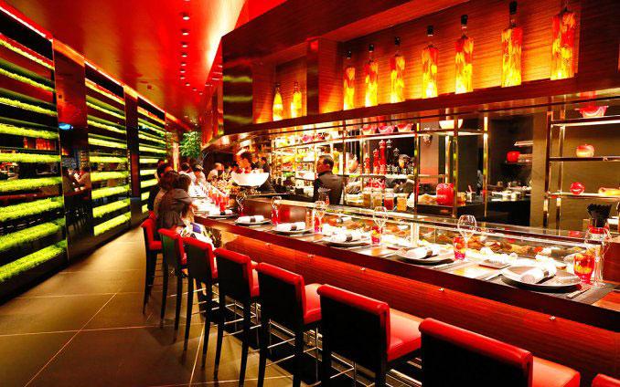 رستوران های بانکوک-رستوران L'Atelier de Joel Robuchon