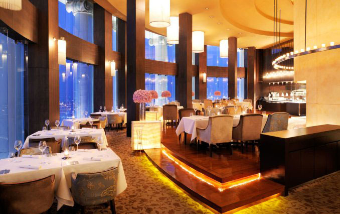 رستوران های بانکوک - رستوران مزالونا