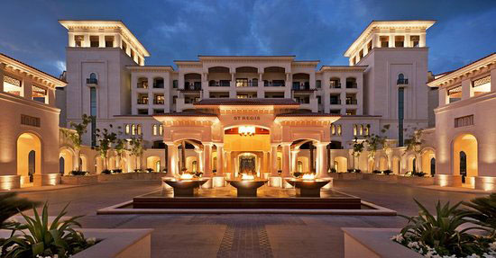 هتل های ابوظبی - ST REGIS SAADIYAT ISLAND-RESORT