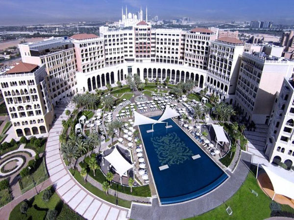 هتل های ابوظبی THE RITZ CARLTON ABU DHABI