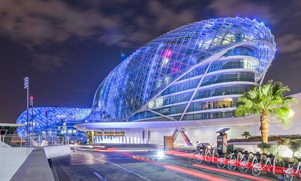 هتل های ابوظبی - YAS VICEROY ABU DHABI