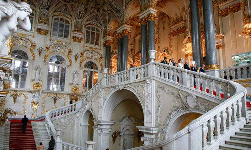 موزهی خانقاه -The Hermitage Museum