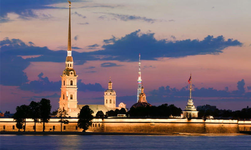 دژ پیتر و پائول - Peter & Paul Fortress