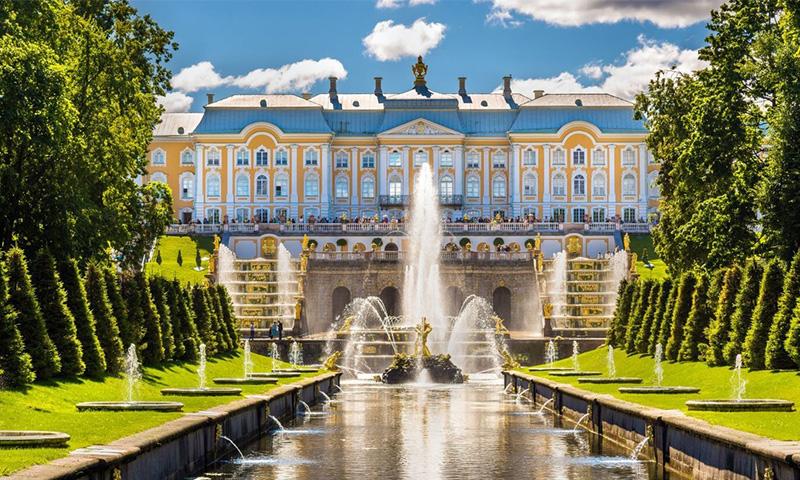 کاخ Peterhof